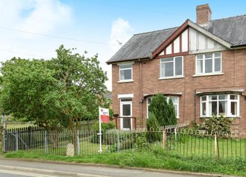 Thumbnail 4 bed semi-detached house for sale in Tremont Road, Llandrindod Wells