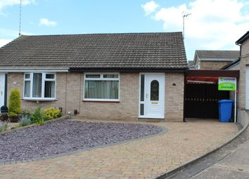 Thumbnail 2 bedroom detached bungalow to rent in Lidgate Close, Mickleover, Derby