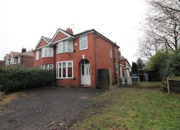 Thumbnail 3 bed semi-detached house for sale in Moss Vale Road, Urmston, Manchester
