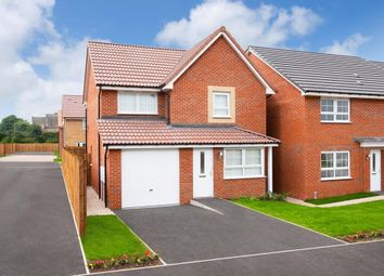 "Thumbnail 3 bedroom detached house for sale in ""Derwent"" at Holme Way, Gateford, Worksop"