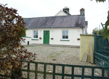Thumbnail 2 bed cottage for sale in Trebedw, Llandysul
