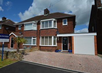 Thumbnail 4 bedroom semi-detached house for sale in Hucknall Avenue, Ashgate, Chesterfield