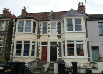 Thumbnail 4 bed flat to rent in Seymour Road, Bishopston