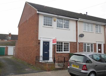 Thumbnail 3 bedroom end terrace house to rent in Highgrove Road, Portsmouth