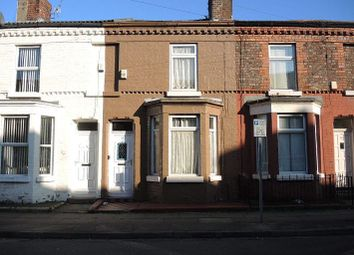 Thumbnail 2 bed terraced house for sale in Rockhouse Street, Tuebrook, Liverpool