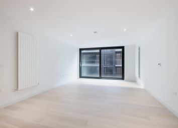 Thumbnail 1 bed flat to rent in Summerston House, Royal Wharf, London