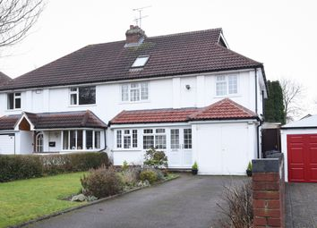 Thumbnail 5 bedroom semi-detached house for sale in Britwell Road, Sutton Coldfield