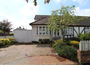 Thumbnail 4 bed semi-detached bungalow for sale in Cranston Park Avenue, Upminster