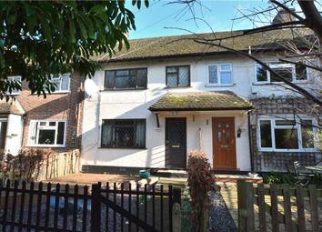 Thumbnail 3 bed terraced house for sale in Dellside, Harefield, Uxbridge