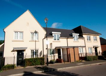 Thumbnail 2 bedroom terraced house for sale in Damson Drive, Hartley Wintney, Hook