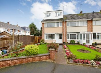 Thumbnail 4 bed end terrace house for sale in Pinnex Moor Road, Tiverton