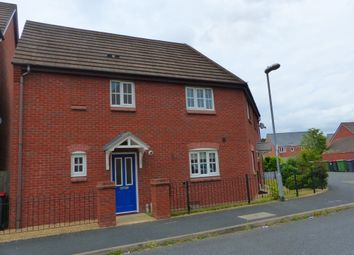 Thumbnail 3 bed semi-detached house to rent in Saville Close, Wellington, Telford