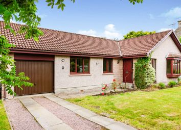 Thumbnail 3 bed detached bungalow for sale in Little Crook, Forres