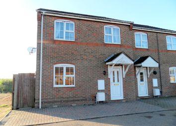 Thumbnail 2 bed end terrace house for sale in Leverington Common, Leverington, Wisbech, Cambridgeshire