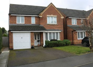 Thumbnail 4 bed detached house for sale in Thyme Avenue, Bourne, Lincs