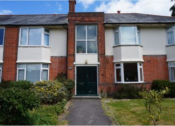 Thumbnail 2 bed flat for sale in Cromwell Road, Southbourne