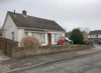 Thumbnail 3 bed detached bungalow for sale in Severn Avenue, Tutshill, Chepstow