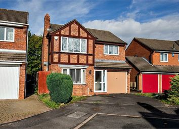 Thumbnail 4 bed detached house for sale in Swan Gate, Telford, Shropshire