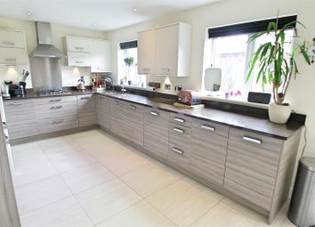 Thumbnail 4 bed property for sale in Wright Close, Bushey