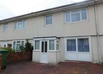 Thumbnail 3 bed terraced house to rent in Hatherley Road, Cosham, Portsmouth