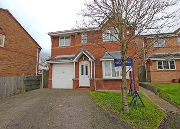 Thumbnail 4 bedroom detached house for sale in Milking Lane, Lower Darwen, Darwen