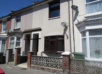 Thumbnail 4 bedroom terraced house to rent in Clive Road, Portsmouth, Hampshire
