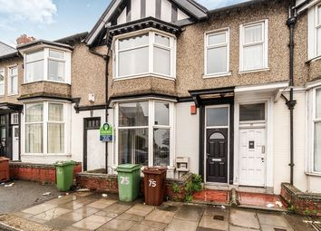 4 bed terraced house for sale in North Road East, Plymouth PL4