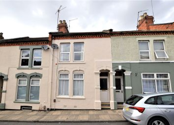 Thumbnail 3 bed terraced house for sale in Derby Road, Northampton
