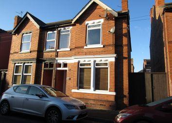 Thumbnail 3 bed semi-detached house for sale in Cranmer Street, Long Eaton, Long Eaton