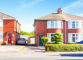 Thumbnail 3 bedroom semi-detached house for sale in Brownedge Road, Lostock Hall, Preston