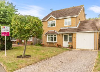 Thumbnail 3 bed detached house for sale in Wygate Meadows, Spalding