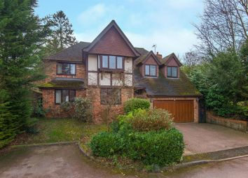 Thumbnail 5 bed detached house for sale in Macdonald Close, Chesham Bois, Amersham, Buckinghamshire