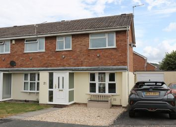 Thumbnail 2 bed terraced house for sale in Greenway Park, Clevedon
