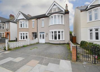 Thumbnail 4 bedroom semi-detached house for sale in Brunswick Road, Southend-On-Sea