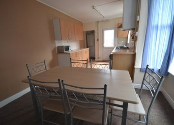 Thumbnail 6 bed terraced house to rent in Fosse Road South, Westend, Leicester