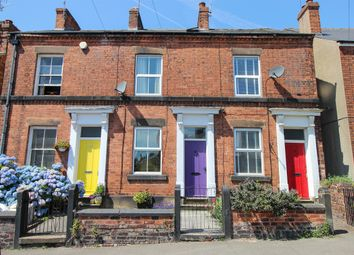 Thumbnail 2 bed terraced house to rent in St. Thomas Street, Chesterfield