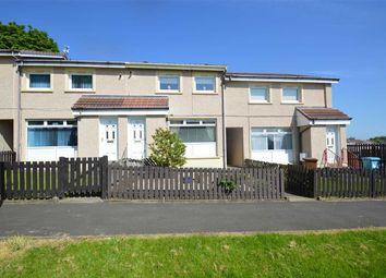 Thumbnail 2 bed terraced house for sale in Burnside Avenue, Bellshill