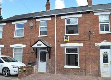 Thumbnail 3 bedroom end terrace house for sale in Copplestone, Crediton, Devon