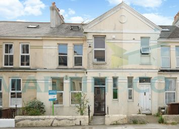 Thumbnail 3 bed maisonette for sale in Mount Gould Road, Plymouth, Devon