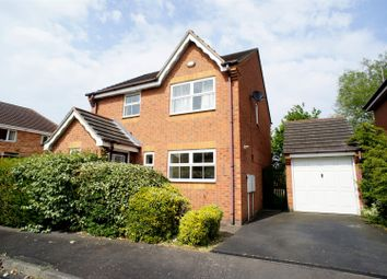 Thumbnail 3 bed detached house to rent in Witton Court, Stenson Fields, Derby