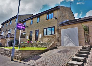 Thumbnail 3 bed semi-detached house for sale in Burnsdale, Bradford