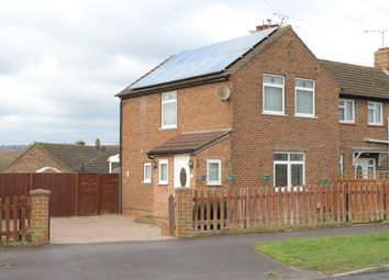 Thumbnail 3 bed end terrace house for sale in Gloucester Road, Aldershot