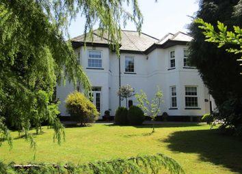 Thumbnail 4 bed detached house for sale in Swansea Road, Llangyfelach, Swansea