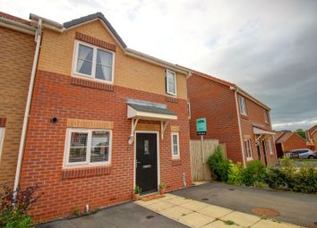 Thumbnail 3 bed end terrace house for sale in Blueberry Way, Scarborough