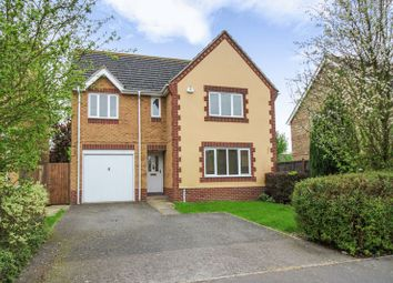 Thumbnail 4 bedroom detached house for sale in Ferriman Road, Spaldwick, Huntingdon