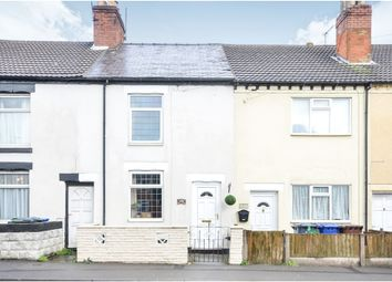 Thumbnail 3 bed terraced house for sale in Horninglow Road North, Horninglow, Burton-On-Trent