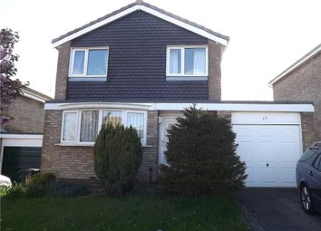 Thumbnail 3 bed detached house for sale in Cotherstone Road, Newton Hall, Durham