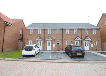 Thumbnail 2 bed terraced house for sale in Grosvenor Road, Kingswood, Hull
