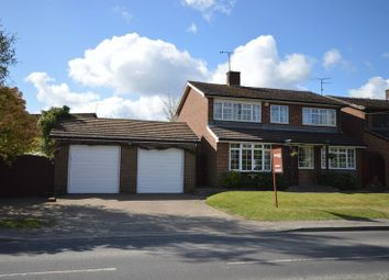 Thumbnail 4 bed detached house for sale in Brook End, Weston Turville, Aylesbury