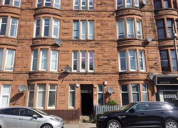 Thumbnail 1 bed flat to rent in Budhill Avenue, Glasgow